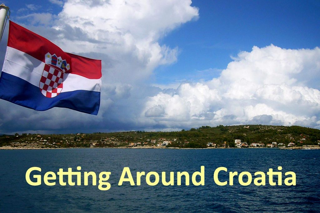 Getting Around Croatia @ croatiaspots.com