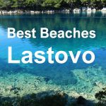 Beaches on Lastovo