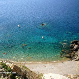 Beach View @ Palagruza, Croatia