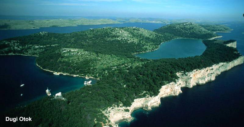 Mir, Telascica, Dugi Otok